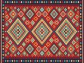 Vinyl Vloerkleed   Hippie Persia   140x195cm