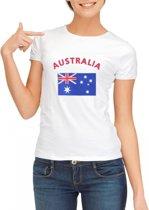 Australie t-shirt dames L