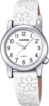 Calypso K5710/1 Horloge - Kunststof - Zilverkleurig - 28.5 mm