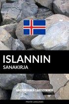 Islannin sanakirja: Aihepohjainen lähestyminen