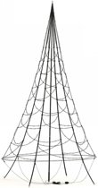 Fairybell outdoor christmas tree Kerstverlichting - 3 meter - Warm wit - 300 LED
