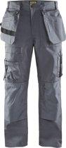 Blaklader Blåkläder Werkbroek stoffeerdersbroek grijs - maat C52