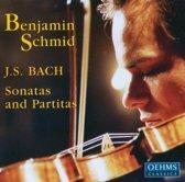 Schmidt Benjamin - Sonaten Und Partiten For Solo Violi