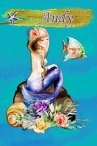 Heavenly Mermaid Andy