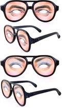 PartyXplosion - Bril - Funny Glasses