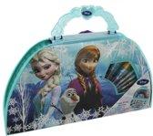 Luxe Kleurkoffer Disney Frozen