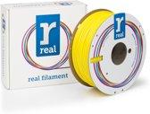 REAL Filament PLA geel 2.85mm (1kg)