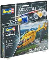 Revell modelbouwpakket BK-117 ADAC