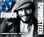 CD cover van The Broadcast Collection 1973 - 1993 van Bruce Springsteen