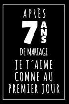 Noces De Laine, Carnet De Notes: Id�e Cadeau Original Et Utile Pour C�l�brer 7 Ans De Mariage, Pour Elle Ou Pour Lui