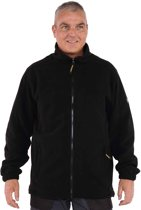 Storvik fleece vest Ramon-Black-XXL