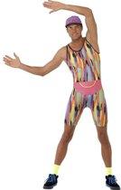 Aerobics Mr Energizer Kostuum   maat L