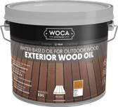 WOCA Exterior Oil Lariks - 2,5 liter