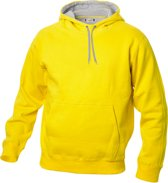 Carmel hooded sweat 280 g/m2 lemon m