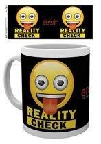 Emoji Reality Check