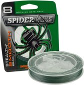 Spiderwire Stealth Smooth 8 | Moss Green | Dyn.| 6lb | 0.08mm | 150m