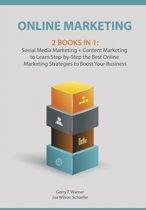 Online Marketing: 2 Books in 1