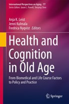 Health and Cognition in Old Age