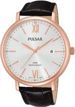 Pulsar PS9260X1 - Horloge - 43 mm - Zwart