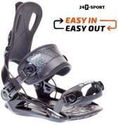 SP Fastec Ft 270 bindingen Easy-in Easy-out maat (L) 42-45