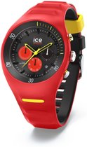 Ice-Watch Pierre Leclercq Horloge - Siliconen - Rood - Ø49mm
