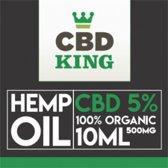 CBD olie 5 %