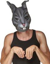 """""""Konijn masker voor volwassenen  - Verkleedmasker - One size"""""""