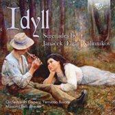 Idyll: Serenades By Janacek, Elgar,