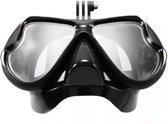 Duikbril / Diving Mask / Snorkelbril (GoPro / SJCAM / Denver / Rollei)