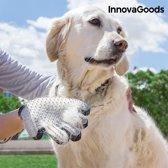 Honden handschoen - InnovaGoods Handschoen om huisdieren te kammen en masseren