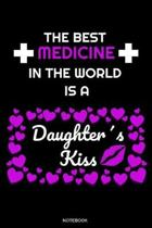 The Best Medicine in the World is A Daughter's Kiss