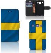 Bookstyle Case Samsung Galaxy Core i8260 Zweden