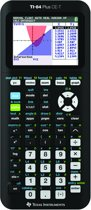 Texas Instruments TI-84 Plus CE-T Desktop Grafische rekenmachine Zwart calculator