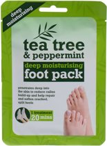Tea tree footpack, Eelt verzorging