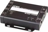 Aten VE1812T audio/video extender AV transmitter Zwart