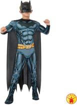 Batman Deluxe Child - Maat 116/122