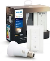 Philips Hue light recipe kit - White Ambiance - Bluetooth