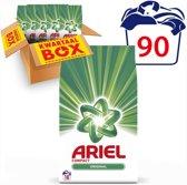 Ariel Original  - Kwartaalbox 5 x 18 Wasbeurten - Waspoeder