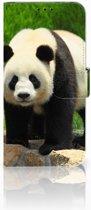 Honor View 20 Boekhoesje Design Panda