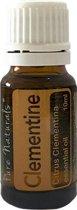 Clementine (Mandarijn) 10ml - essentiële olie - Pure Naturals