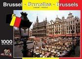 Brussel - Legpuzzel - 1000 Stukjes