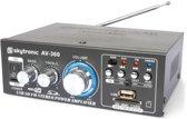 SkyTronic Karaoke Versterker FM/USB/SD