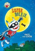 Boek cover Dolfje Weerwolfje 11 - SuperDolfje van Paul van Loon (Hardcover)