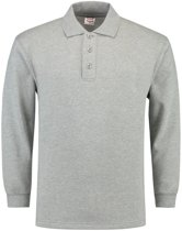 Tricorp Polosweater - Casual - 301004 - Grijs - maat 5XL