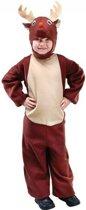 Rendieren outfit voor kinderen 140 - 8-10 jr