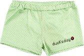 Ducksday UV zwembroekje meisje Wave - 8 jaar