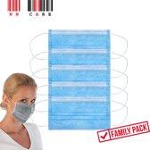 N&N Care Anti Bacterieel Mondkappen NEN-EN 146