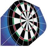 Harrows Flight 2014 quadro special dartbord 3 stuks