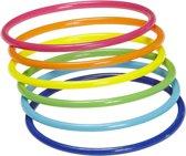 Neon armbandjes - 18 stuks - neon kleurige