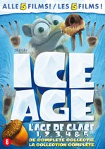 Ice Age: Complete Collection (1-5)